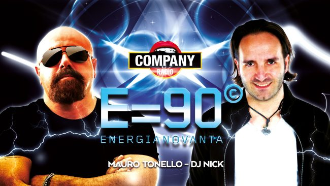 Energia 90 The Radio Show