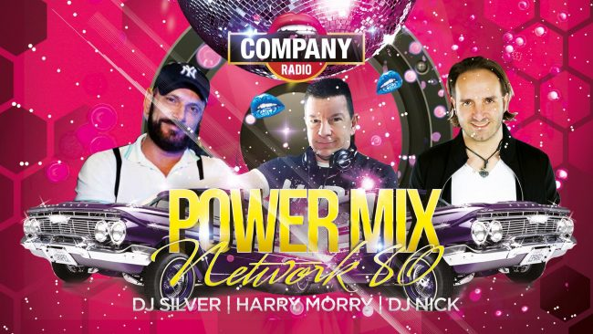 Power Mix Network 80