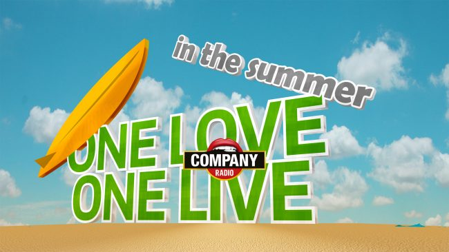 One Love One Live in The Summer