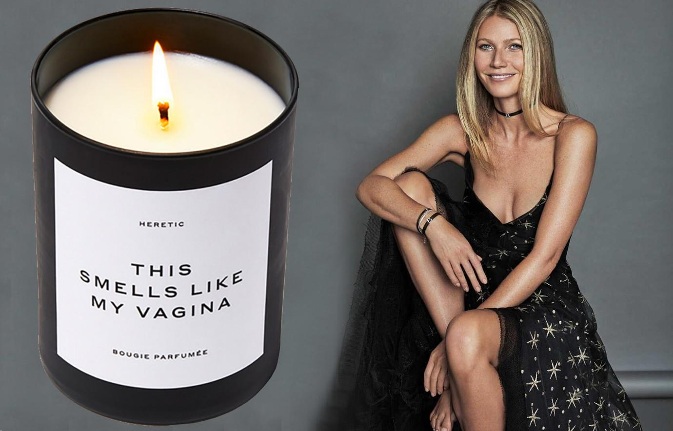 Gwyneth Paltrow Shares Goop Vagina Candle Inspiration